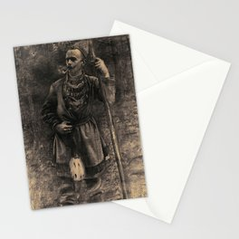 Nordic Gentleman Stationery Cards
