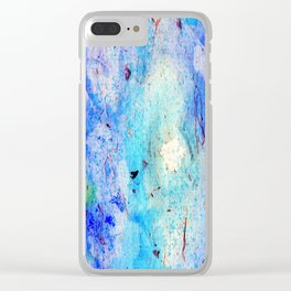 A water passage Clear iPhone Case