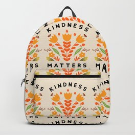 kindness matters Backpack
