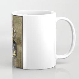 Electrozombie Sucks Electricity Coffee Mug