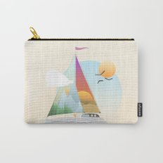 Seaside Vacation Carry-All Pouch