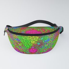 The Twirling Light of My Mind Fanny Pack