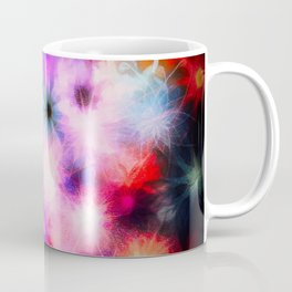 Bright Chalk Stars Coffee Mug