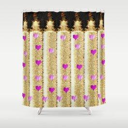 fuse thread safety Shower Curtain