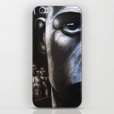 NY FACE iPhone & iPod Skin