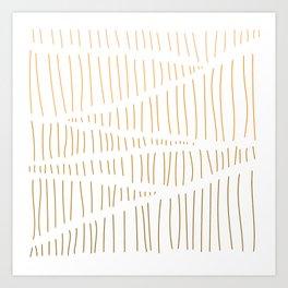 Coit Pattern 88 Art Print