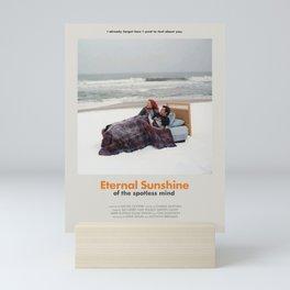 Eternal Sunshine of the Spotless Mind (2004) Minimalist Poster Mini Art Print