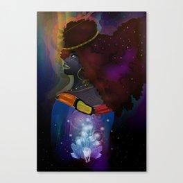 Inner Queenly Canvas Print