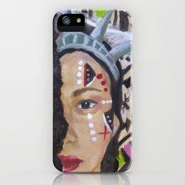 Native America iPhone Case