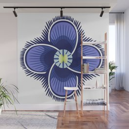 Fringed Gentian Wall Mural
