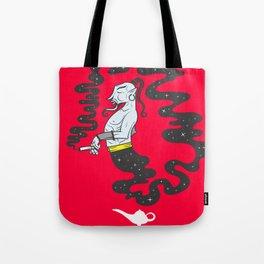Second hand Genie Tote Bag