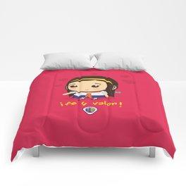 Aventurera Comforters