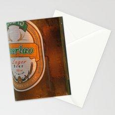 I am not slimey Stationery Cards