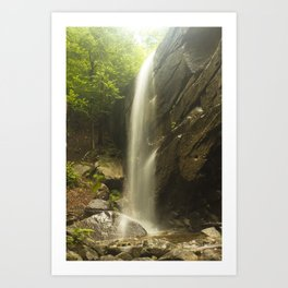Champney Cascade Art Print