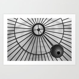 Altered Perspective Art Print