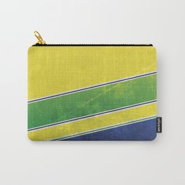 Ayrton Senna - I have no idols Carry-All Pouch
