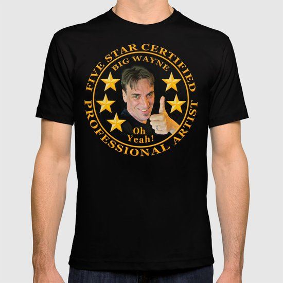 Five Star Certified T-shirt