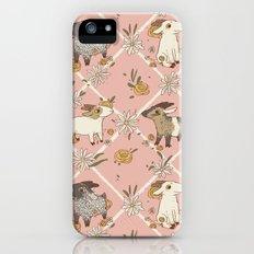 goat pattern 2 Slim Case iPhone SE