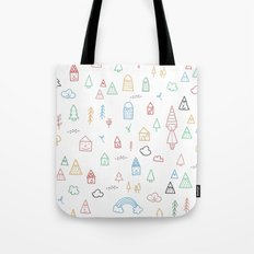 LOVELY NATURE Tote Bag