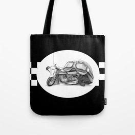 Cafe Racer II Tote Bag