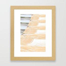 so fancy Framed Art Print