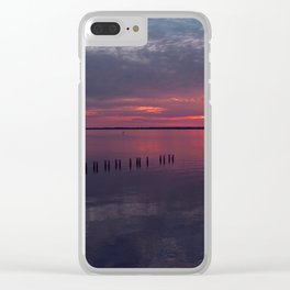 Transcend All Boundaries Clear iPhone Case