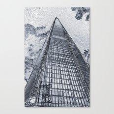 Shard Art Canvas Print