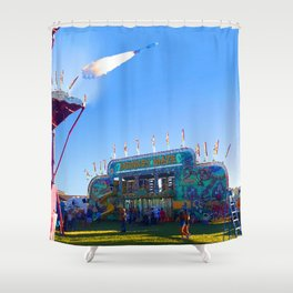 Act Of War Fair Shower Curtain