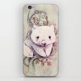 Wombat! iPhone Skin