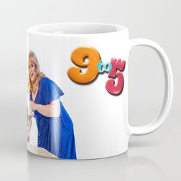 Jersey Shore: 9 To 5 Coffee Mug
