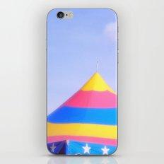 Circus tent iPhone & iPod Skin