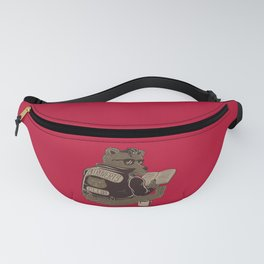 Introverts Club Fanny Pack