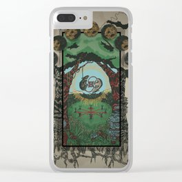 Summon Clear iPhone Case