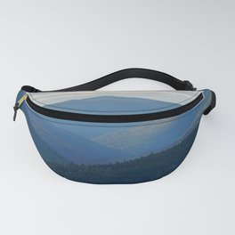 Rolling Hills of Nature Fanny Pack