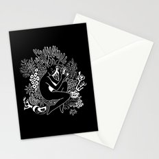 Resting Coral Stationery Cards