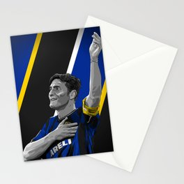 Javier Zanetti - Inter Milan Stationery Cards
