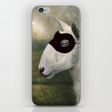 The Disguise... iPhone Skin