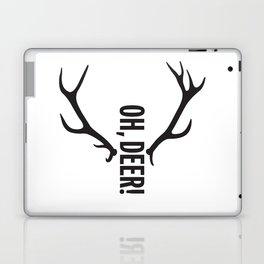 Oh, Dear! Laptop & iPad Skin