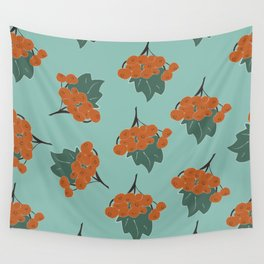 Colorful Rowan Wall Tapestry