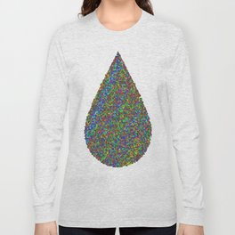 Mosaic Drops Long Sleeve T-shirt