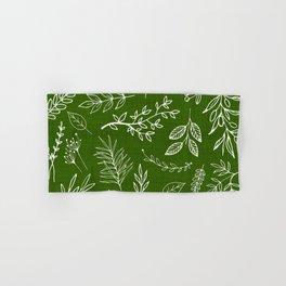 Emerald Forest Hand & Bath Towel