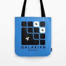 Galaxian Tote Bag