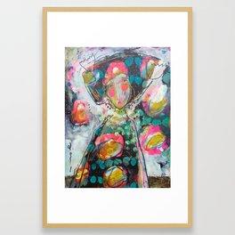 Wishes Do Come True Framed Art Print