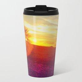 The dandelion Travel Mug