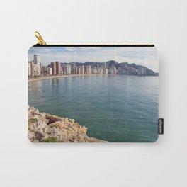 Benidorm Levante Beach Mediterranean Coast Spain Carry-All Pouch