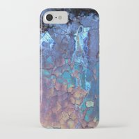 data iPhone & iPod Cases featuring Waterfall  by Lena Weiss