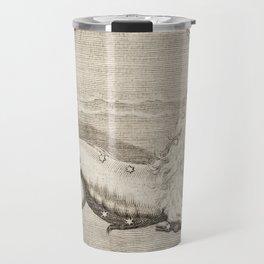 Hugo de Groot's Syntagma Arateorum 1600 - 23 Capricornus Travel Mug