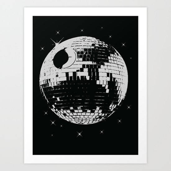 thats not a disco Art Print