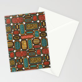 Oblongs 1 Stationery Cards