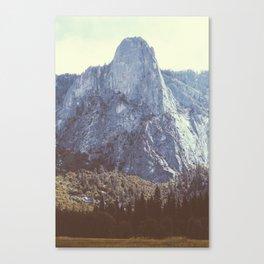 Yosemite Canvas Print